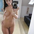 Wild nude self shot she devil girls show off - image