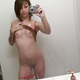 Skinny and nude scene chick Riley submitted these pics - image
