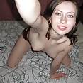 Stolen pics of this horny self shot girl friend - image