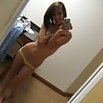 Nubile self shooter sends in her nude pics - image