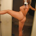 Nude and rude self shot mirror girls amateuir pics - image