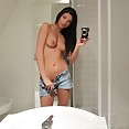 Bad boyfriends traded these hot self shot nudes - image
