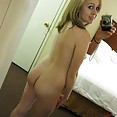 Wicked hot teen self shot mirror girls posing nude - image