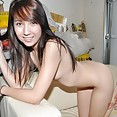 Hot pics of skinny young teen amateur girl friend - image