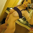 Self shot and hot assorted girl friends - image