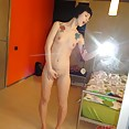 Gorgeous tomboy emo stunner candids and self shots - image