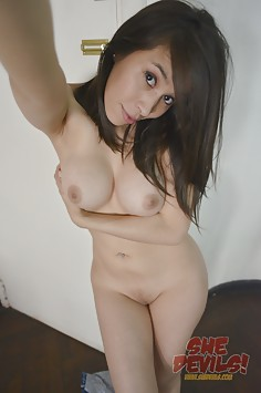 Curvy self shot girl friend from argentina